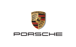 The Brand Logo for Armstrong's Porsche | Wellington