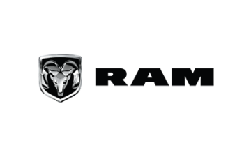 The Brand Logo for Ram Trucks