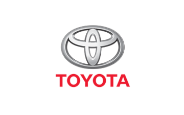 The Brand Logo for Toyota