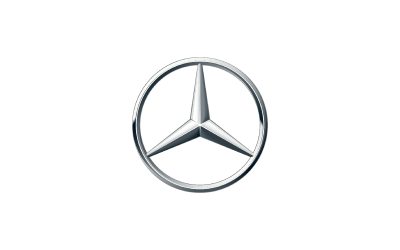 The Brand Logo for Mercedes-Benz Botany