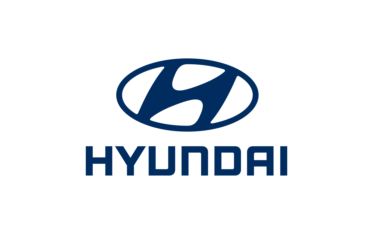 The Brand Logo for Hyundai