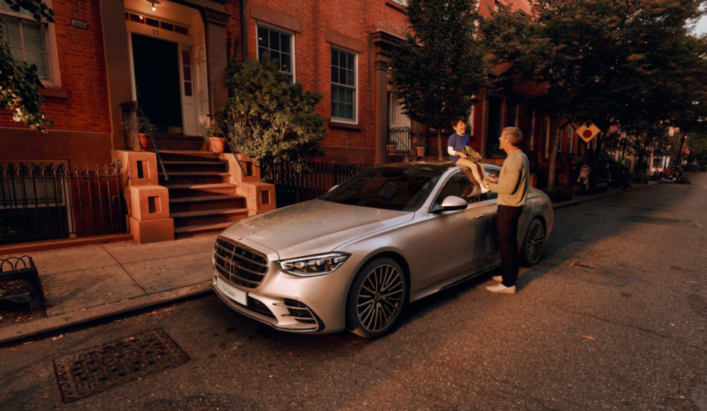 All new S-Class